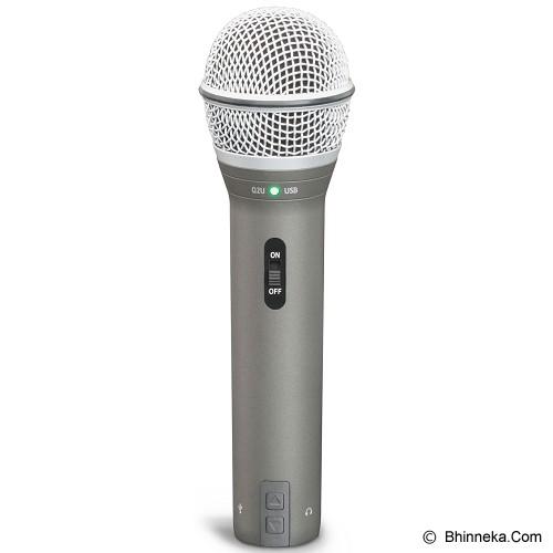 SAMSON Microphone Dynamic [Q2U] - Microphone Live Vocal